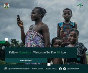 5G, Internet, Africa, Nigeria, High Speed Internet, Reliable Internet, Broadband, Opportunity, Remote Work, Zwart Recruit,