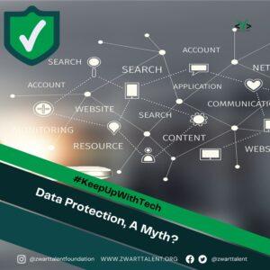Data Protection, Zwarttech, Zwart Cyber, Zwart Academy, Cybersecurity, Hackers, Data breach, NITDA, National Information Technology Development Agency, Privacy,