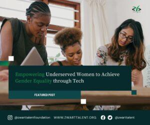 Gender Equality, Equity, Women, Female, Women In Tech, Empowering Women, Tech Skills For Women, Tech Career For Women, African Women, Tech Education For The Girl Child,